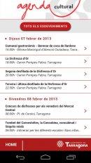 Agenda Cultural Tarragona 1