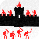 One on one: Siege of castles - Offline strategy