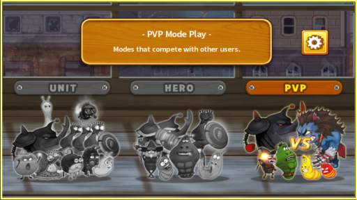 Larva Heroes2: Battle PVP screenshot 1