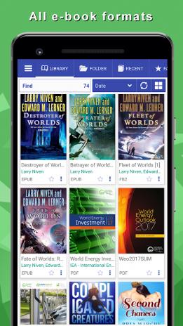 Librera - Book Reader of all formats & PDF Reader 8 1 51