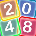 Neon 2048: Merge Numbers