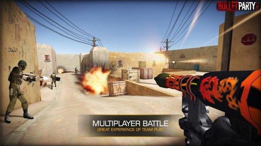 Bullet Party CS 2 : GO STRIKE screenshot 2