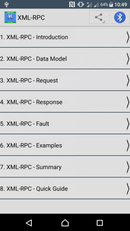 XML-RPC Tutorial 1 0 0 Download APK for Android - Aptoide
