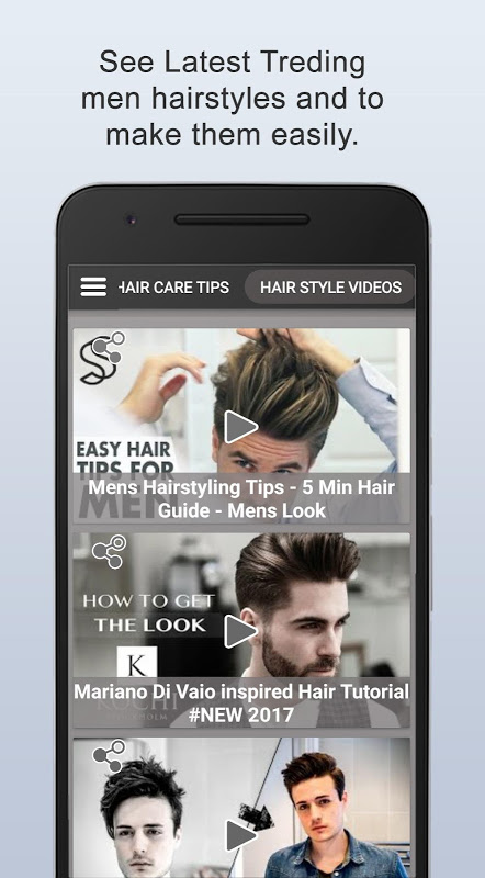Boys Men Hairstyles and boys Hair cuts 2019 2 5 download APK