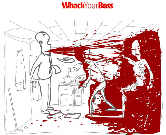 Whack your boss 2 fantasy mobile android, ios game.