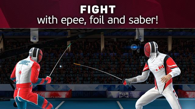 jeux de fie swordplay