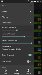 Advanced Download Manager screenshot 11