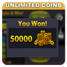Coins Keys 8 Ball Pool Prank Icon