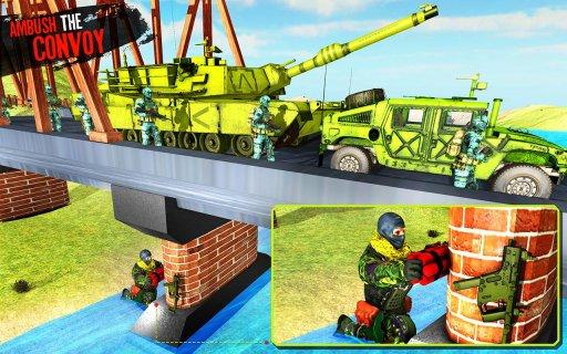 Secret Agent US Army Mission screenshot 1