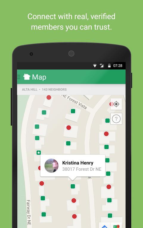 Nextdoor - Local neighborhood news & classifieds screenshot 2
