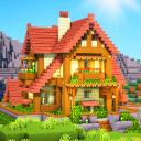 Craft Pixel Art Rain - Creative building