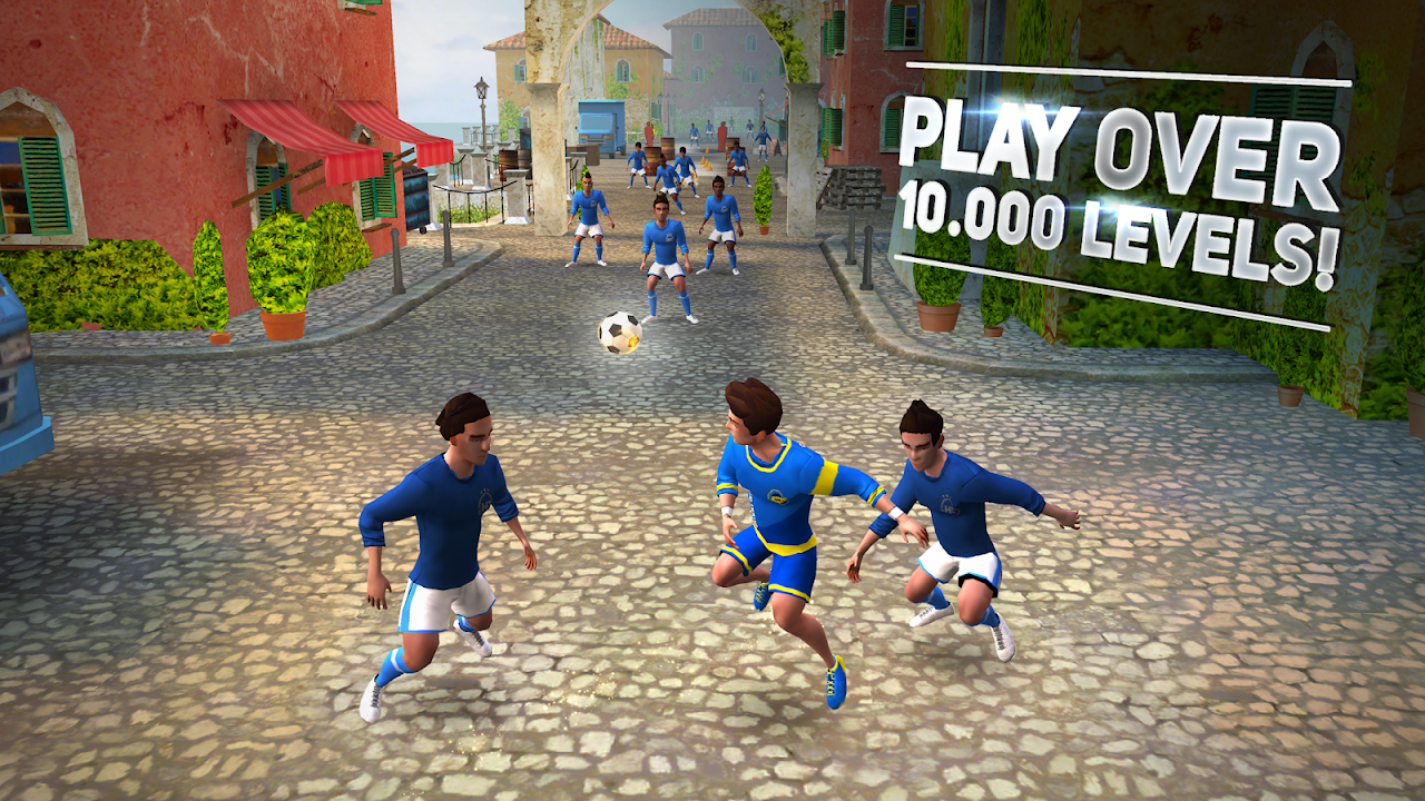 SkillTwins: Futebol - Habilidades De Futebol screenshot 2