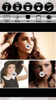 Luxury Photo Collage screenshot 3