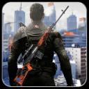 Military Sniper Strike Attack with Commando Kill