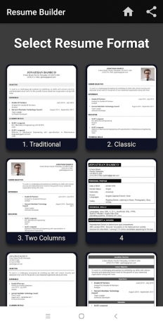 Curriculum Vitae App Cv Builder Resume Cv Maker 612 загрузить Apk