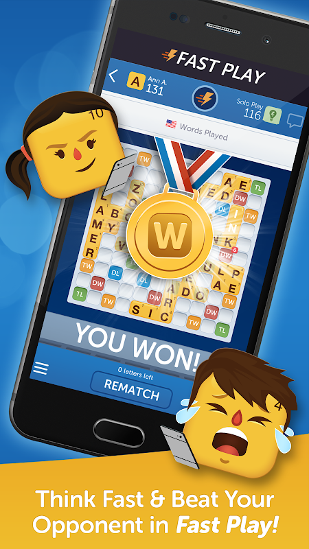 Words With Friends – Play Free screenshot 5