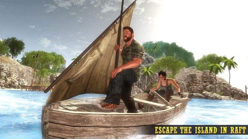 download mod apk survival on raft crafting in the ocean