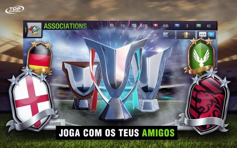 Top Eleven 2020 - Sê Um Treinador de Futebol screenshot 9