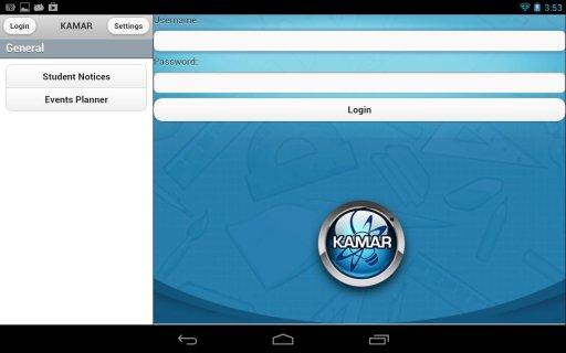 KAMAR screenshot 2