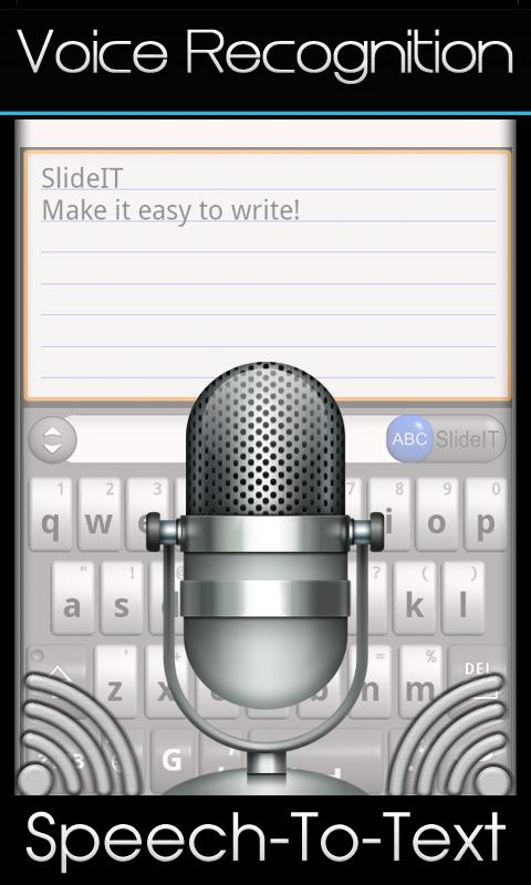 SlideIT Keyboard screenshot 5