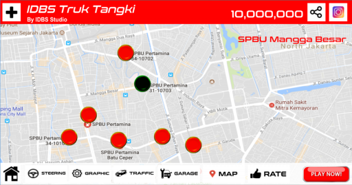 IDBS Truk Tangki screenshot 7