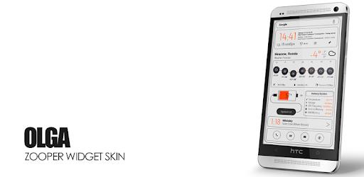Olga Zooper Widget Skin 1 0 Download APK for Android - Aptoide