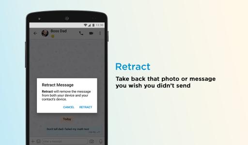 BBM - Free Calls & Messages screenshot 12