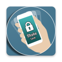Shake Lock Screen - Lock Unlock on Shake