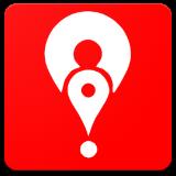 TrueMap - Location Sharing app Icon
