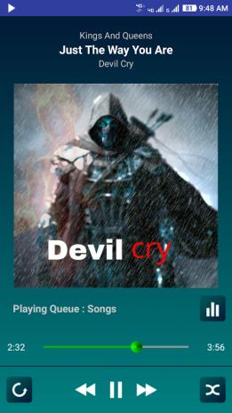 PowerAudio Pro Music Player 8 0 6 ดาวน์โหลด APKสำหรับแอนดรอย