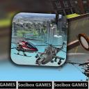 simulatore di elicottero