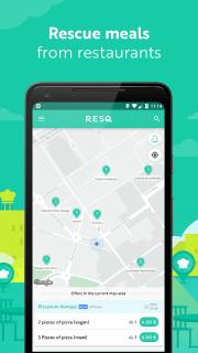 ResQ Club screenshot 1