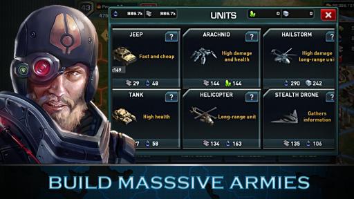 War of Nations: PvP Domination screenshot 2