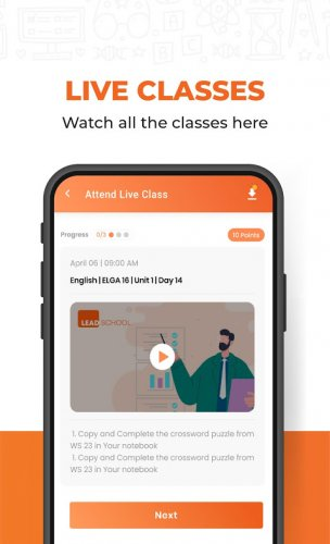 Image result for lead school parent app