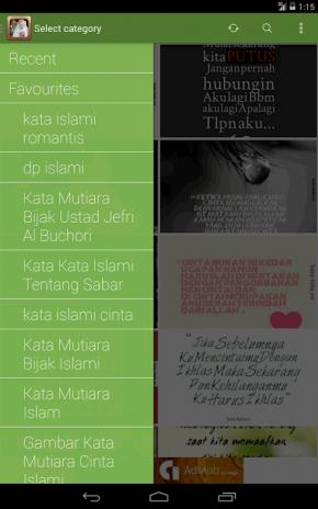 Kata Islami 1 6 Laden Sie Apk Fur Android Herunter Aptoide