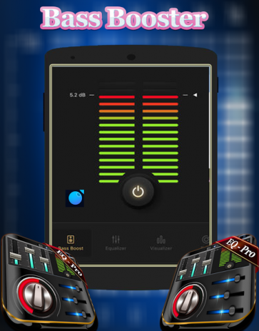 Equalizer EQPro - Music Bass Booster 1 1 0 Download APK for Android