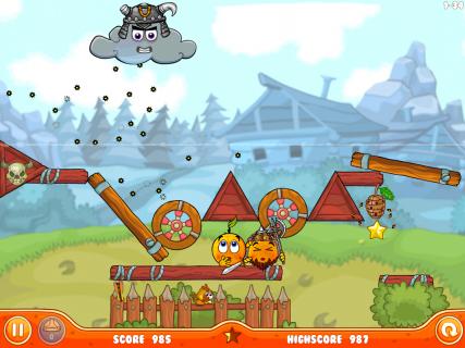 Cover Orange: Journey screenshot 1