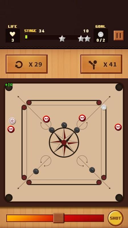 Carrom Champion screenshot 1