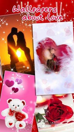 Latar Belakang Cinta Gambar Cantik 24 Muat Turun Apk Untuk