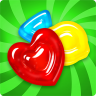 Gummy Drop! – Free Match 3 Puzzle Game आइकॉन