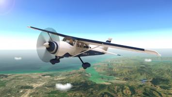 RFS - Real Flight Simulator Screen