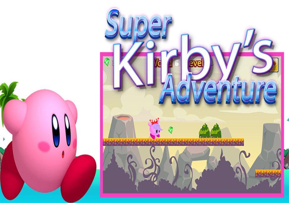 Super Adventure of Kirby screenshot 1