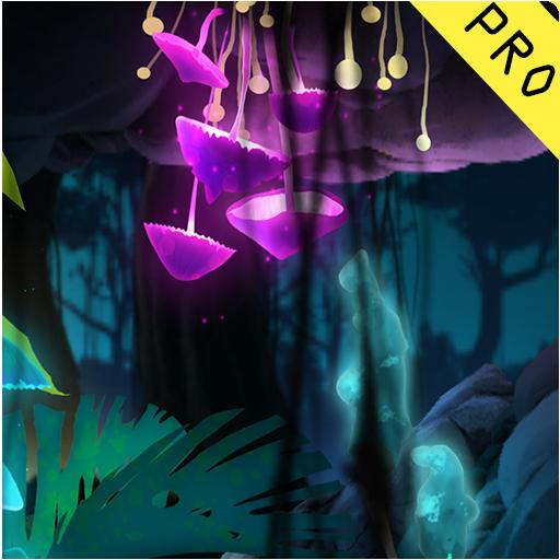 Fantasy Mushroom Jungle LWP