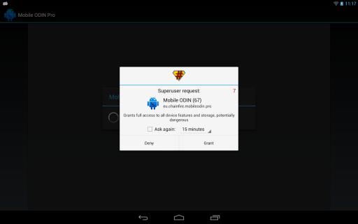 SuperSU Pro screenshot 7