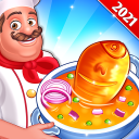 Indian Street Food Express - Cooking Madness Game