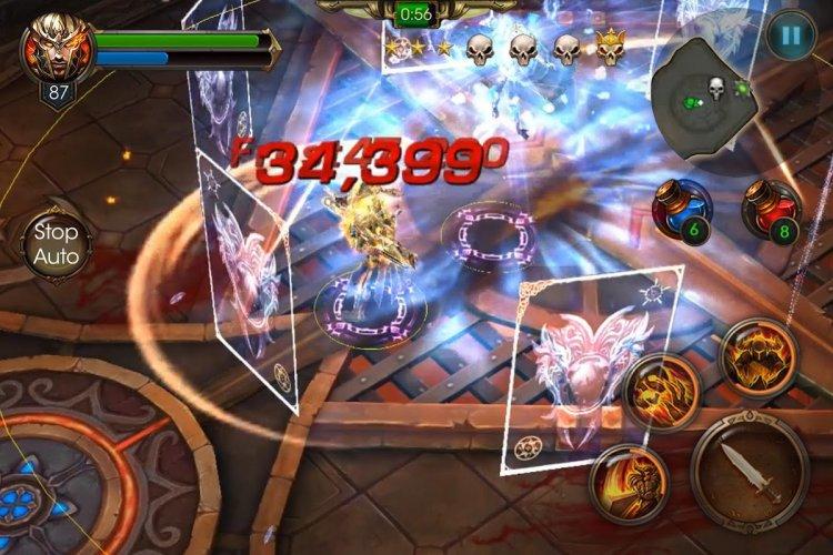Legacy of Discord-FuriousWings screenshot 6