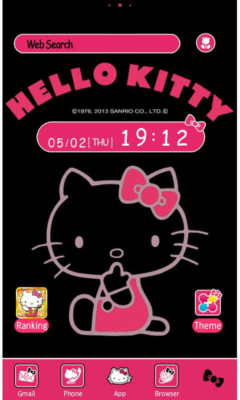 Hello Kitty Launcher Home 1 0 4 Download Android Apk Aptoide