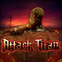 Attack Titans Anime Fight. Defense the Wall