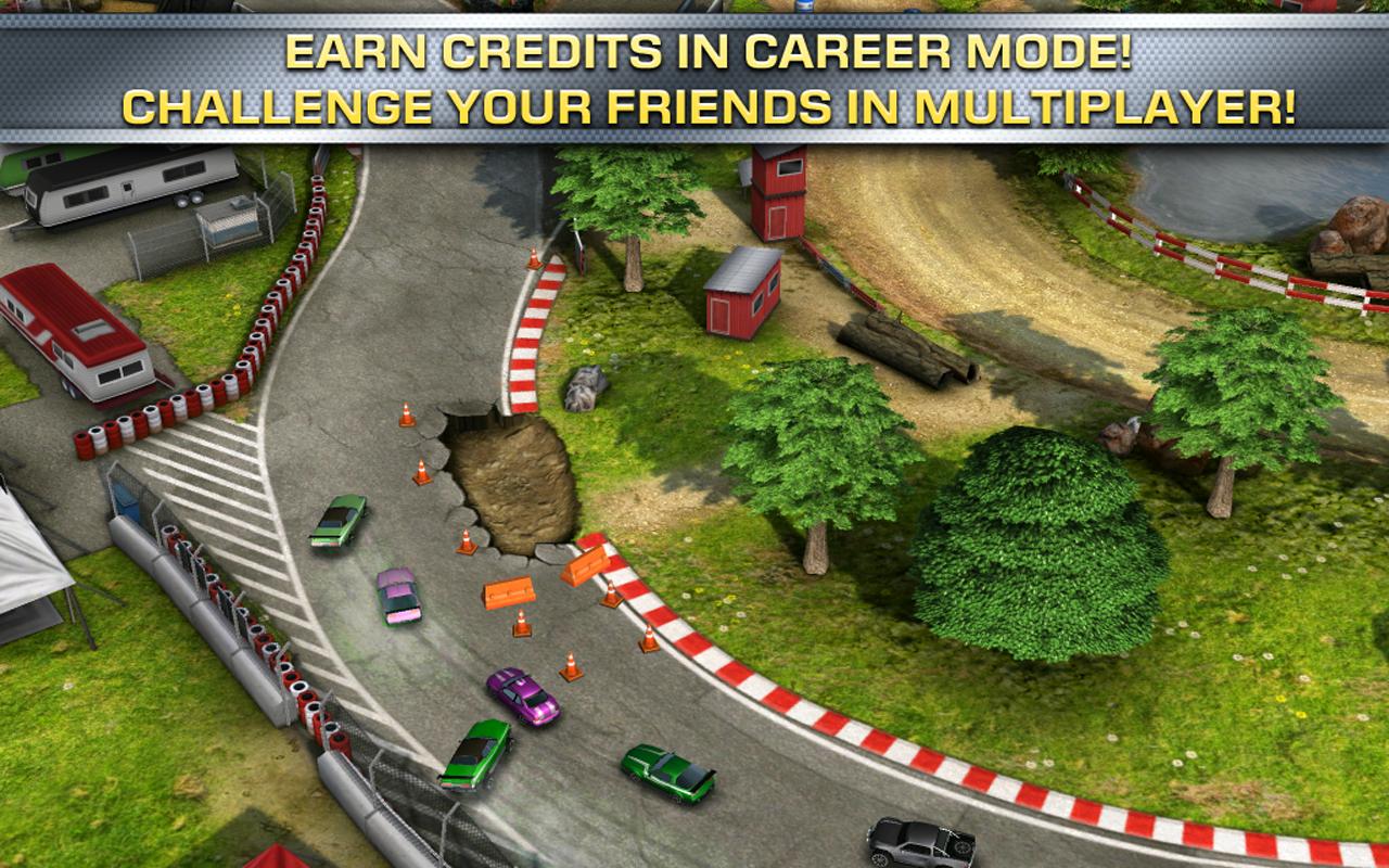 Reckless Racing 2 screenshot 1