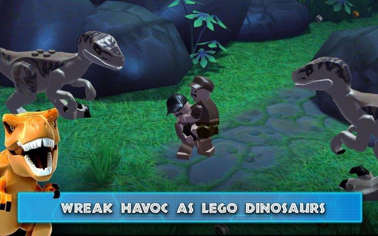 LEGO® Jurassic World™ 1.08.2 Descargar APK para Android - Aptoide